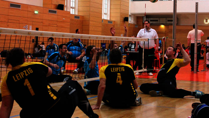 13. LE-Cup im Sitzvolleyball